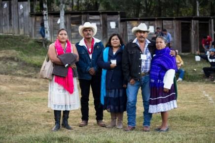 El CNI y el EZLN lucharán por cambiar la forma en que se gobierna México