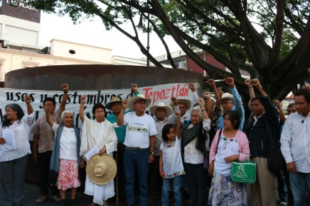 #NoAmpliación: Tepoztlán va a la Suprema Corte