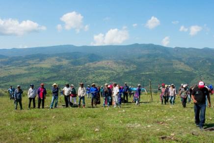 Suspenden restitución de tierras a comunidad wixárika