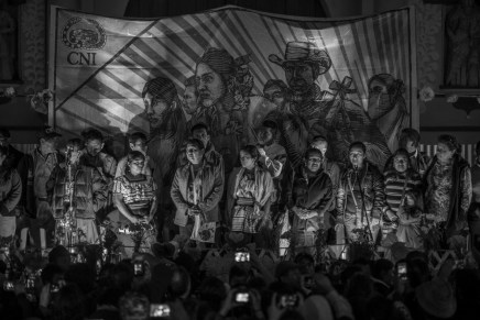 «Hagamos una organización más allá del 2018»: Concejo Indígena de Gobierno en Chiapas