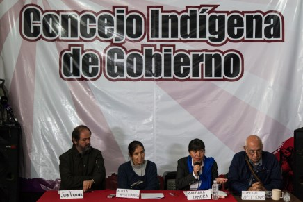 Grupo de apoyo del CIG denuncia discriminación y fallas del INE