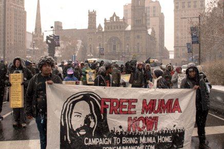 El amor: Un mensaje de Mumia
