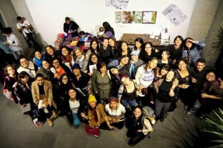 Voces de mujeres 2017. Un pedacito de utopía feminista