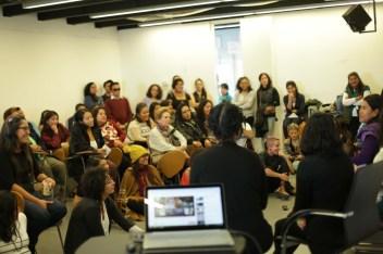 Voces de mujeres 2017. Presentación de proyectos en CCE, Ciudada de México (15)