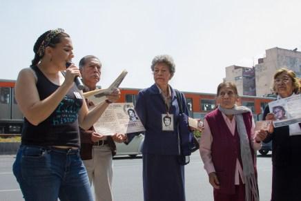 Acto de memoria por Benjamín Maldonado. A 40 años de su desaparición forzada.