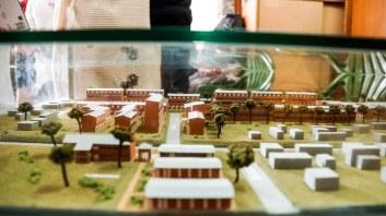 Maqueta del complejo Juana de Amércia, Mesa 5