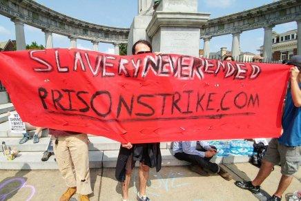 Huelga en las prisiones de Estados Unidos