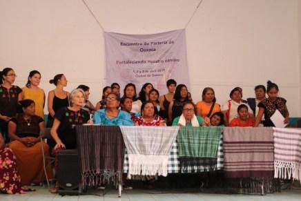 «Fortalecer la partería» un llamado desde Oaxaca