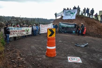 Comunidades Ñatho en defensa del bosque sagrado del agua: crónicas de la resistencia Otomí contra la Autopista Toluca-Naucalpan
