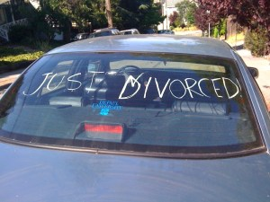 It's not about the legality of divorce, it is about the nature of marriage