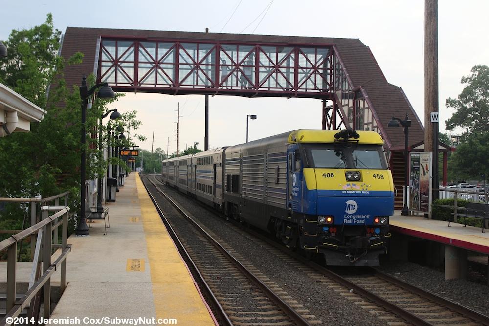 Bay Shore Long Island Railroad Montauk Branch Photos