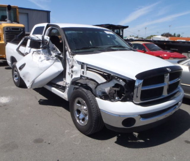 Used Parts 2004 Dodge Ram  7l Vrfe Automatic