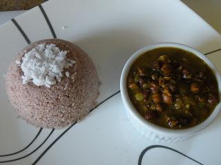 Kadala Curry ( Black Channa )
