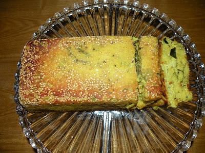 Handuvo ( Vegetable Cake )