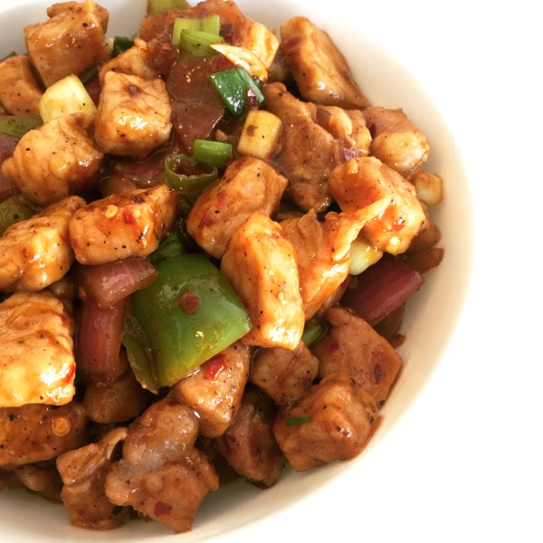 Stir Fried Chilli Pork
