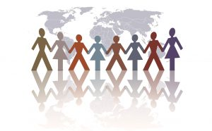 Diversity is the Art of Thinking Different Together