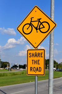 The Golden Rule of Business - Share The Road