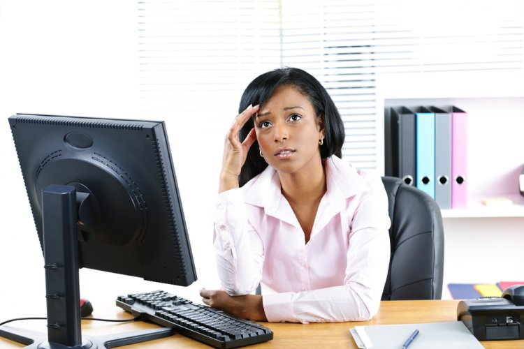 stressed-business-woman