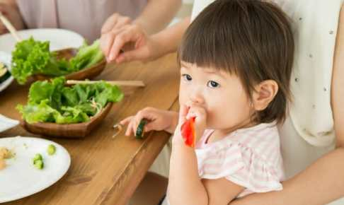 赤ちゃん食事
