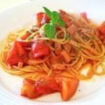スパゲティの画像