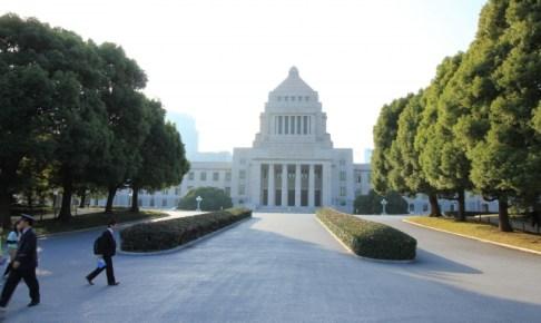 国会議事堂画像