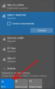 Wifi Aktif
