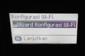 Wizard Konfigurasi Wifi