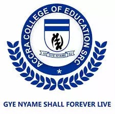 Accra College of Education Admission List