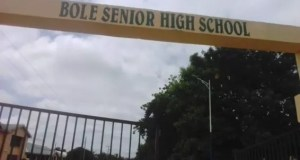 One arrested as Bole SHS students cause chaos over bad meal