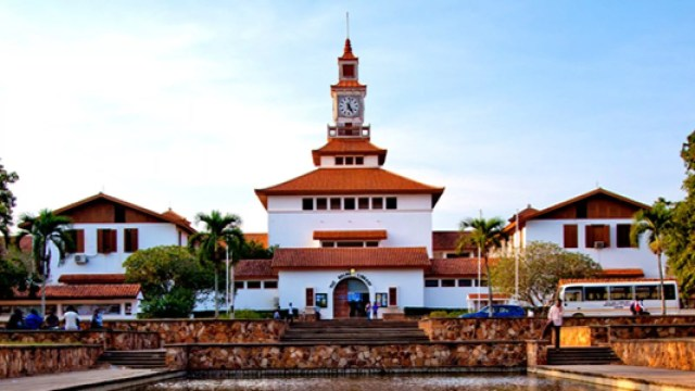 University of Ghana Legon Fees 2019/2020