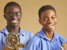 Presec 2020 NSMQ winning-duo gain admission to Ashesi