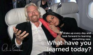 10 KutipanYang Menginspirasi Dari Richard Bronson sukses usia muda usia tua successbefore30