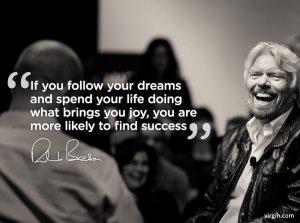 10 KutipanYang Menginspirasi Dari Richard Bronson sukses usia muda usia tua successbefore30.com