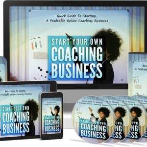 Start Your Own Coaching Training