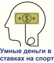 Что такое «умные деньги» в ставках на спорт? Смарт-деньги