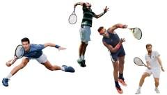 Удары в теннисе. Основные термины