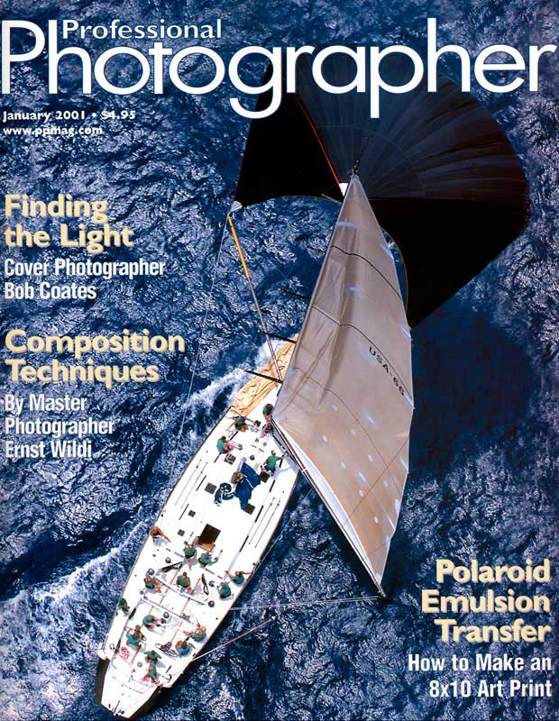 professional photographers of america cover