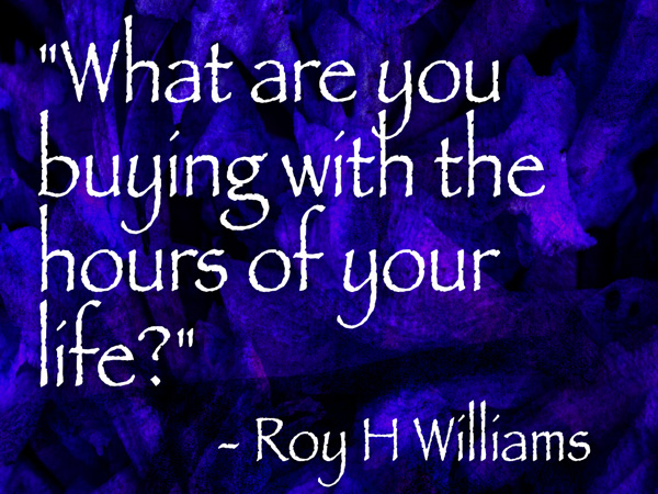 roy williams quote image