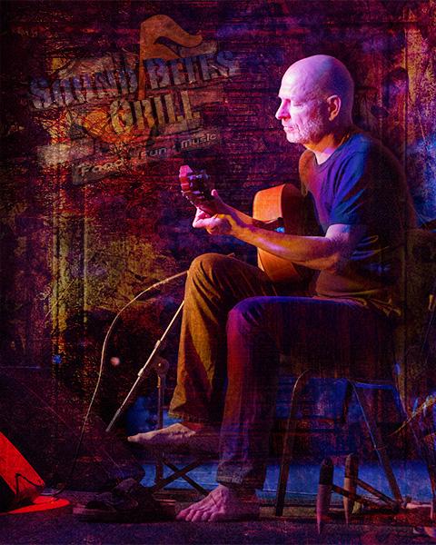 ottmar liebert guitarist photo