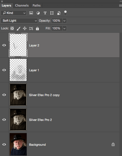 layers palette screen capture