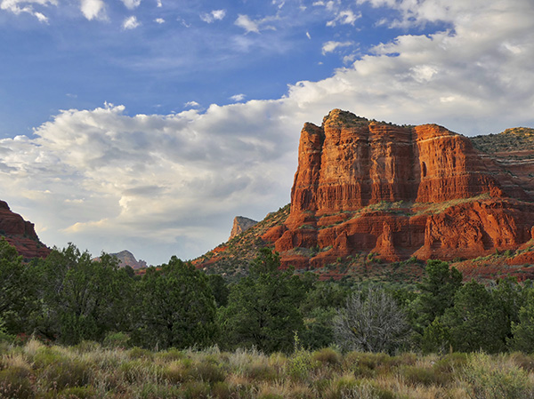 Courthouse Butte Sedona, Arizona photo