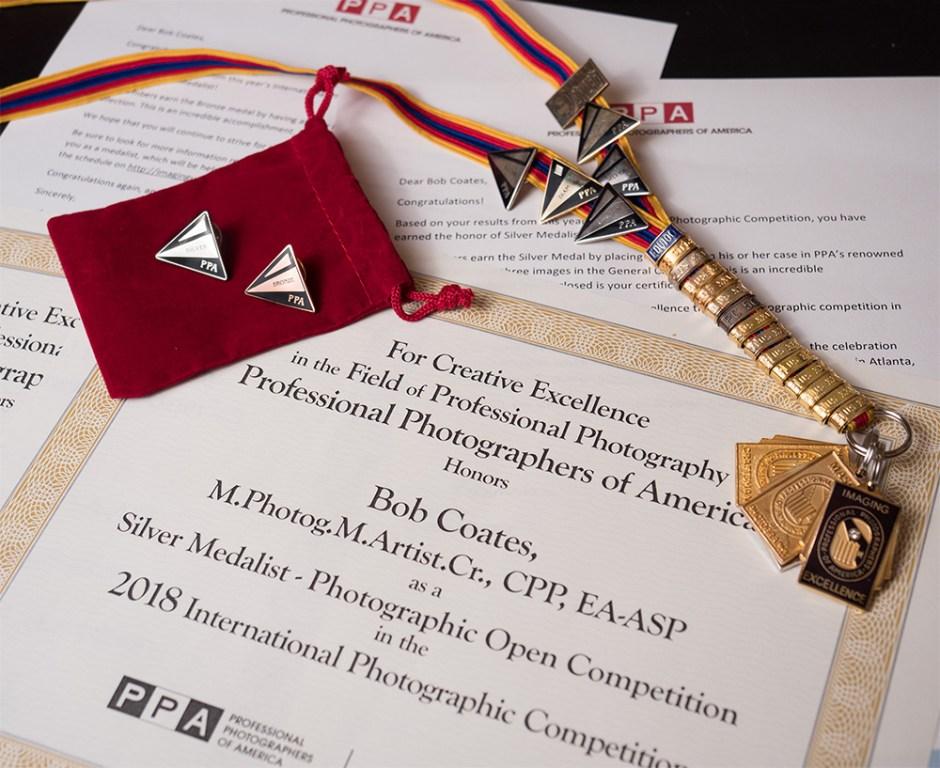 PPA medalist photo