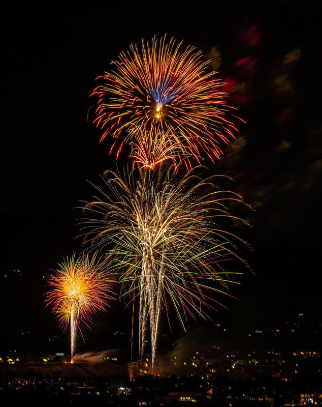 olympus fireworks photo