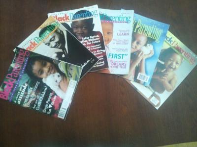 Successful Black Parenting Covers