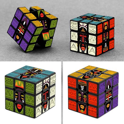 S.T.E.M.: African Rubik's Cubes