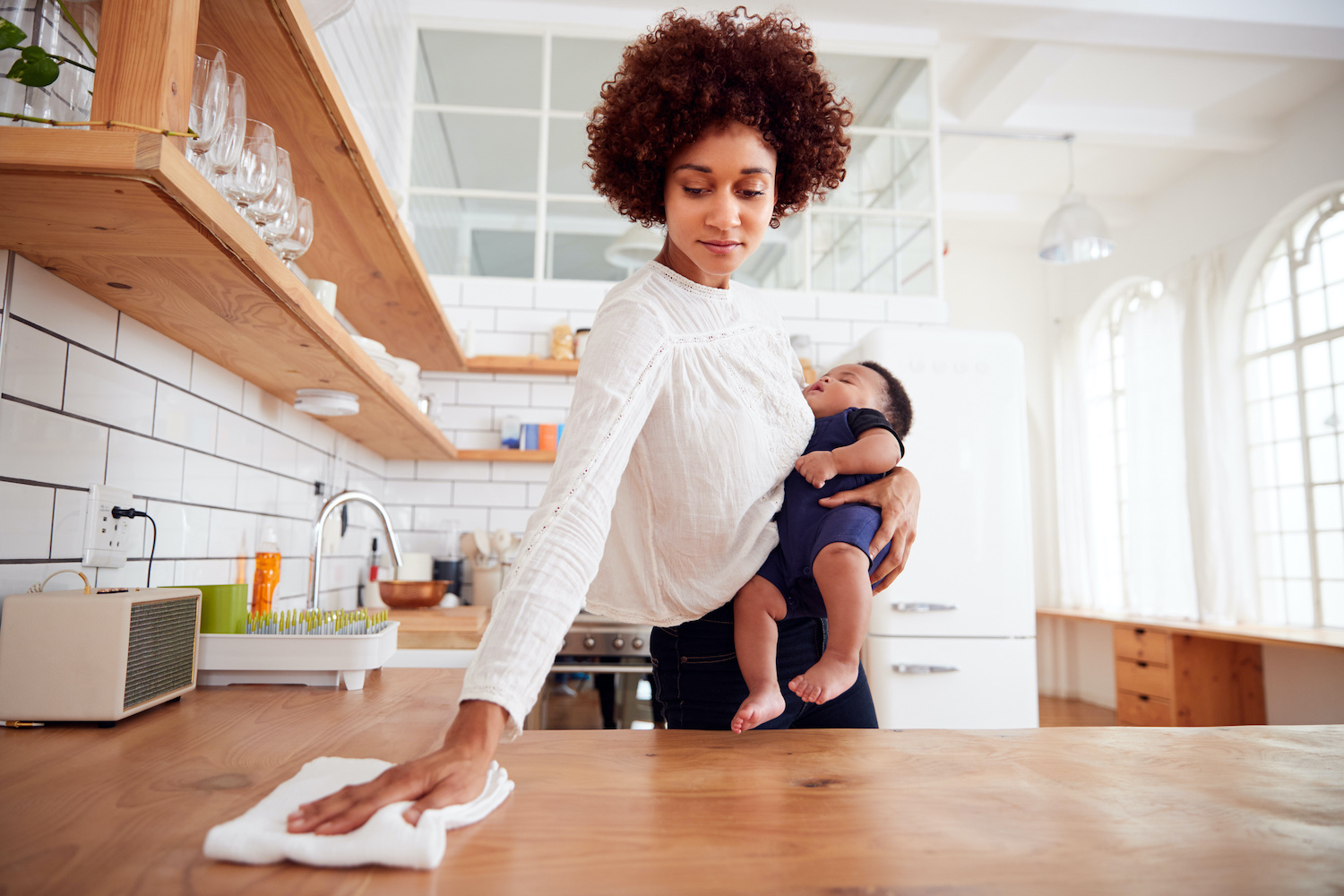 Parenting To The Best Of Our Abilities Despite Our Surroundings