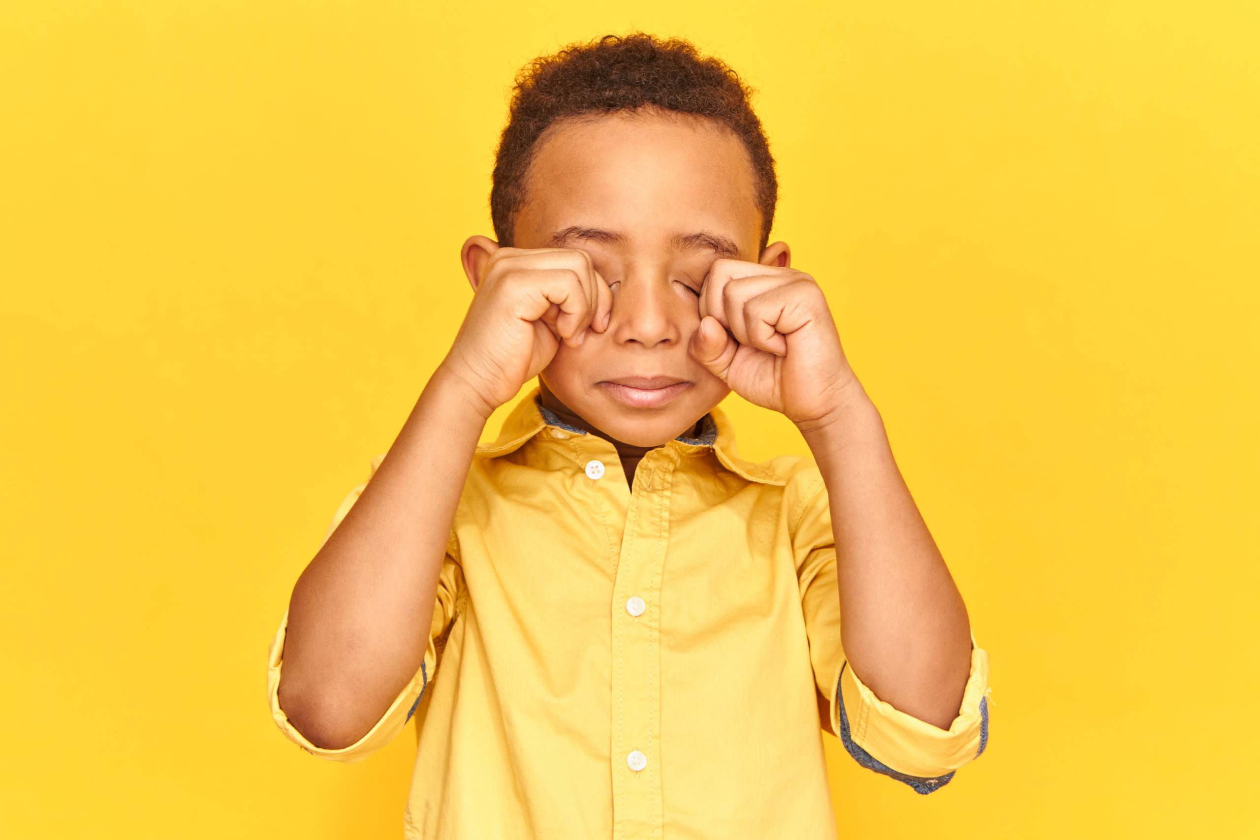 What Parents Should Know About Eye Emergencies During COVID-19