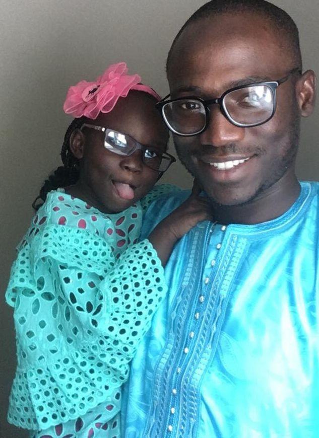 Father's Day Profile: Ibrahim Camara