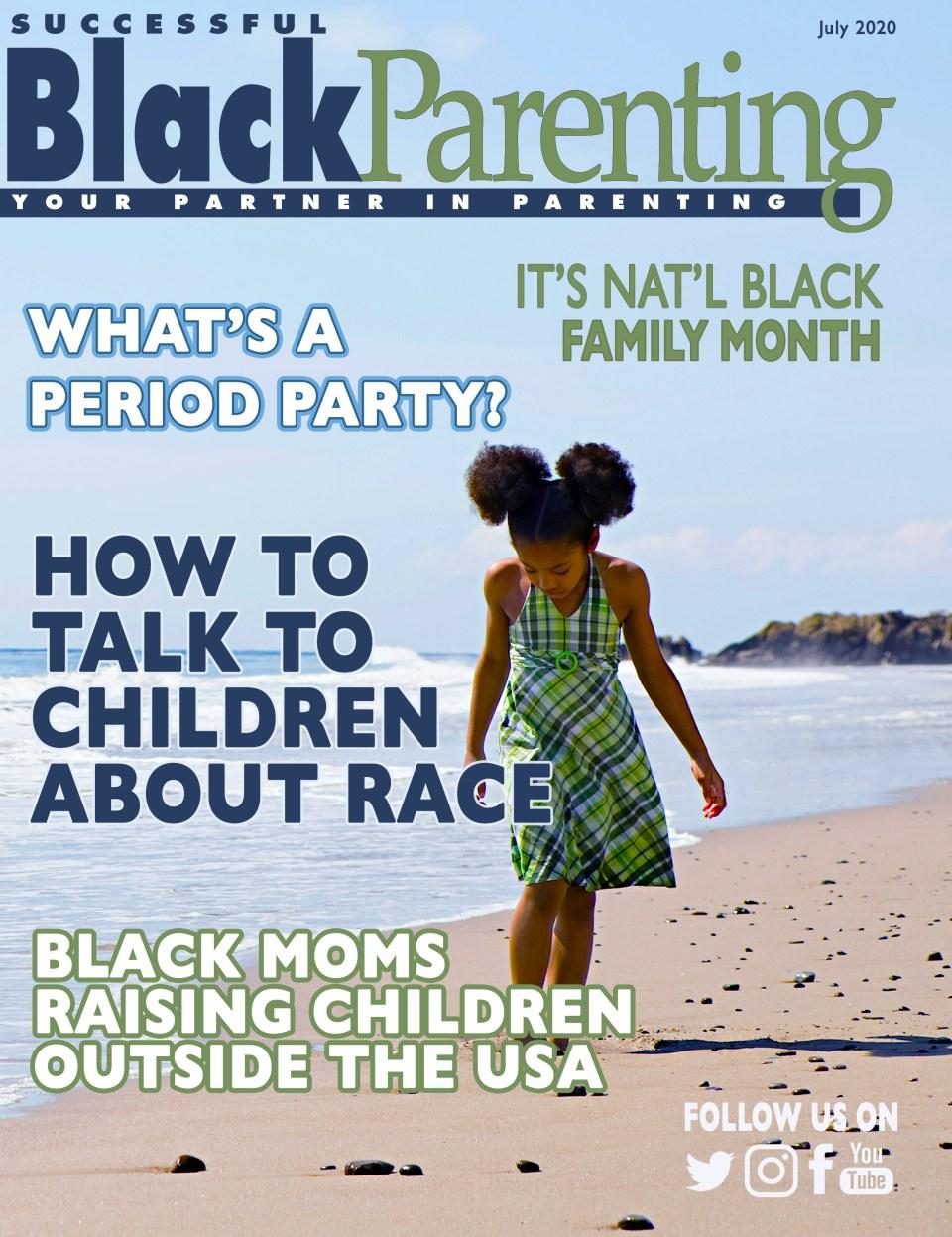 Successful Black Parenting magazine
