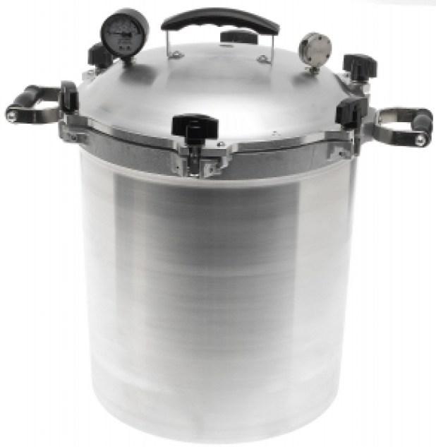 All-American 30-Quart Pressure Canner